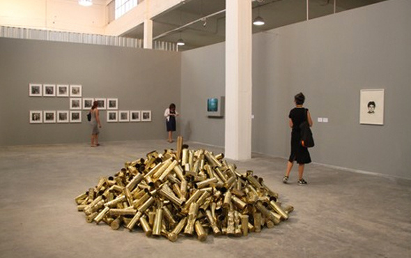 15. İstanbul Bienali başlıyor 150 eser yer alacak