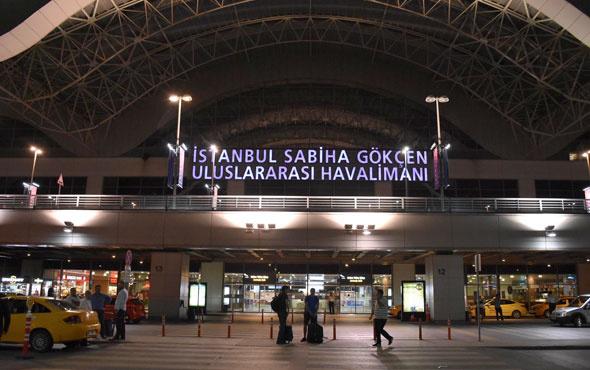 Sabiha Gökçen 8 ayda 20 milyondan fazla yolcu taşıdı