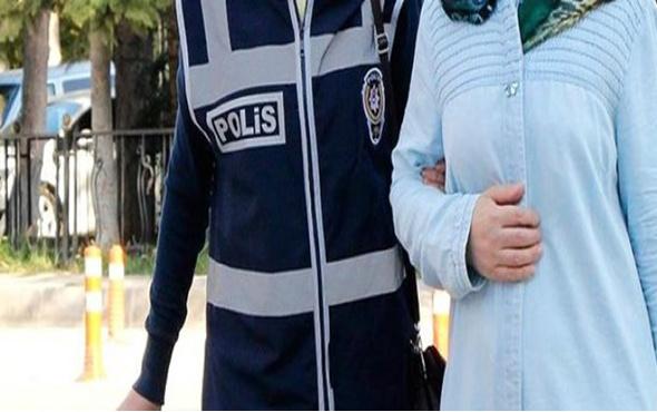 Tokat'ta kadınlara FETÖ gözaltısı