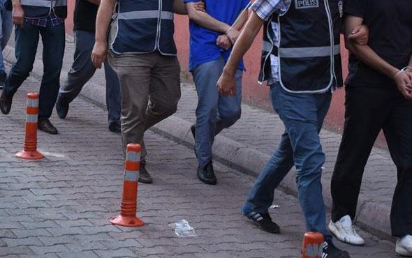 Afyonkarahisar'da FETÖ operasyonu gözaltına alınanlar var