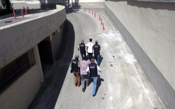 Gaziantep'te DAEŞ'li canlı bomba yakalandı