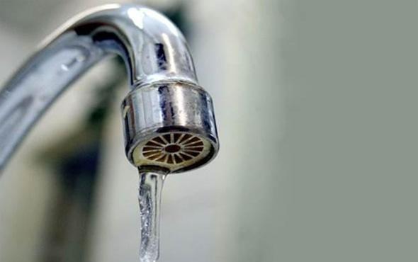 Küçükçekmece'de 18 saatlik su kesintisi