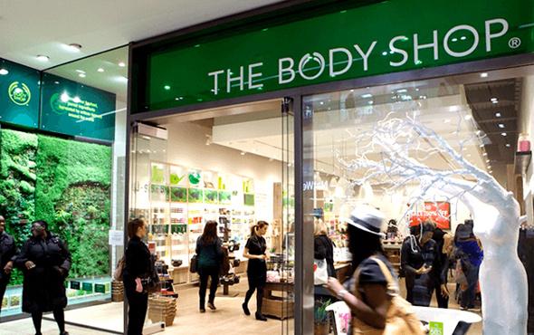 The Body Shop Brezilyalıların oldu