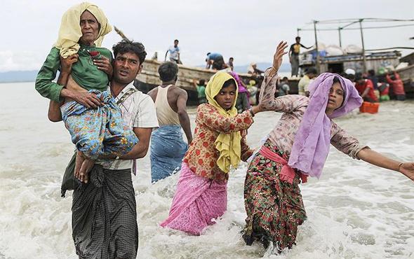 Myanmar'daki katliama Çin'den destek: Memnun edici