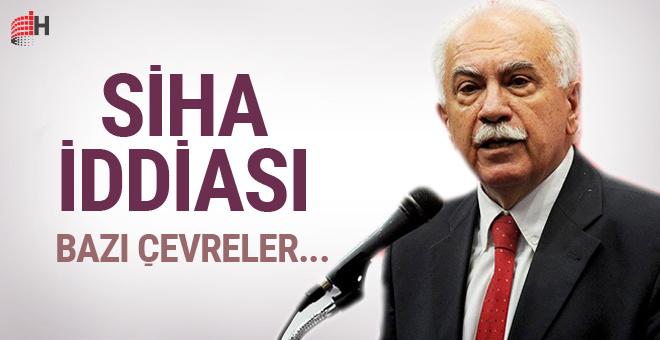 Perinçek'ten SİHA iddiası! Bazı çevreler...