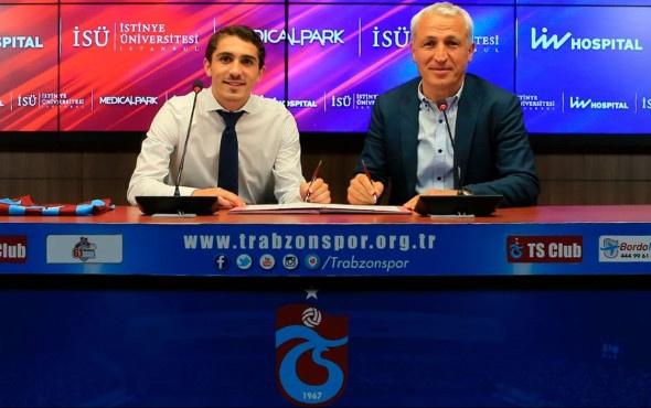 Trabzonspor Abdülkadir Ömür'ün sözleşmesini uzattı