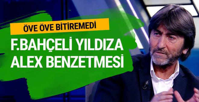 Rıdvan Dilmen'den Valbuena'ya övgü