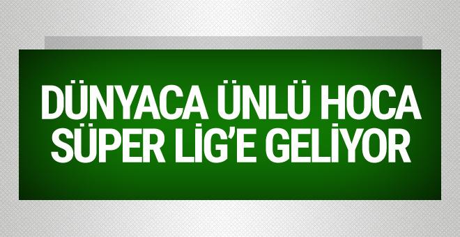 Roberto Di Matteo Antalyaspor'a geliyor