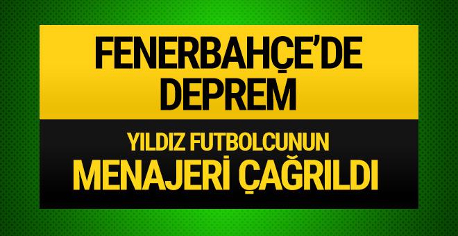 Fenerbahçe'de Van Persie depremi!