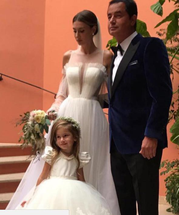 Acun Ilıcalı düğün de yaptı! Şeyma Subaşı çok ağladı