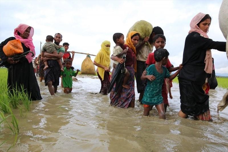 Arakan'da son durum ne Müslümanlar ölüm yolculuğunda