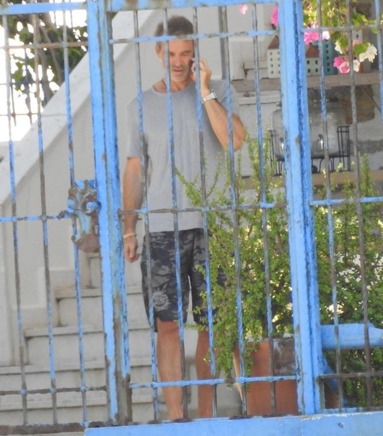 Yurt dışına çıktığı söyleniyordu Murat Başoğlu bakın nerede yakalandı