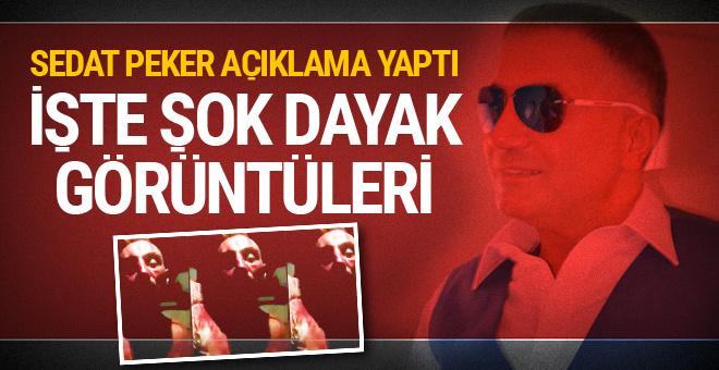 Sedat Peker dayak görüntüleri olay oldu! Açıklama yaptı