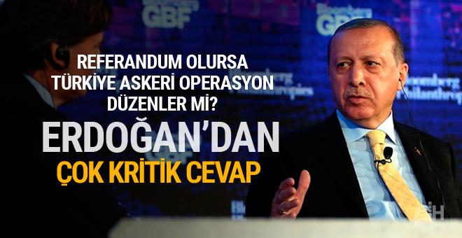 Cumhurbaşkanı Erdoğan'dan ABD'de önemli açıklamalar