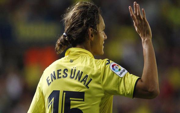 Enes Ünal oynamadı Villarreal berabere kaldı