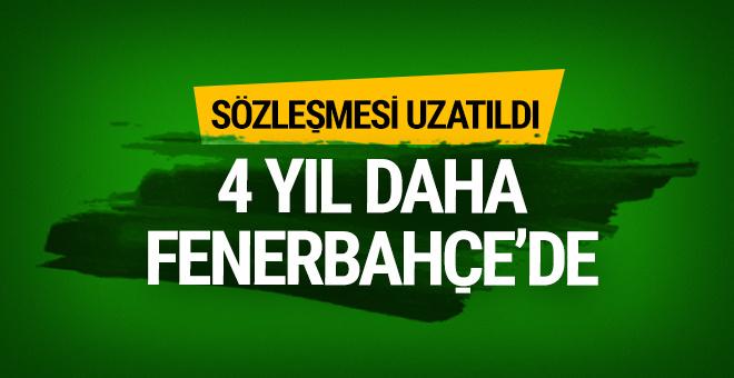 Fenerbahçe ile yeniden anlaştı!
