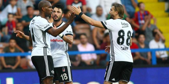 Beşiktaş'ın Fenerbahçe maçı muhtemel 11'i