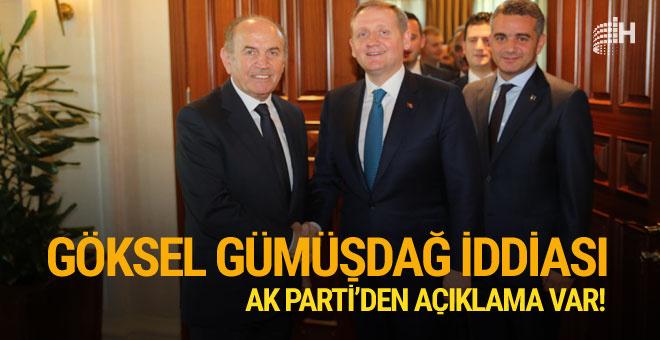 Kadir Topbaş'ın istifası sonrası Göksel Gümüşdağ iddiası