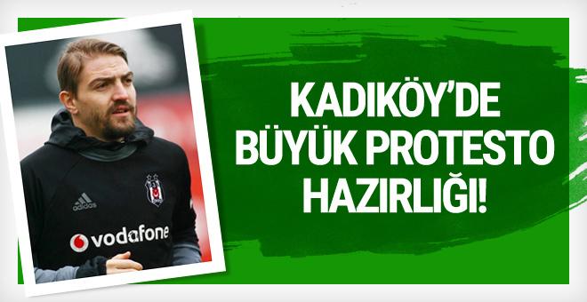 Kadıköy'de Caner Erkin'e büyük protesto hazırlığı