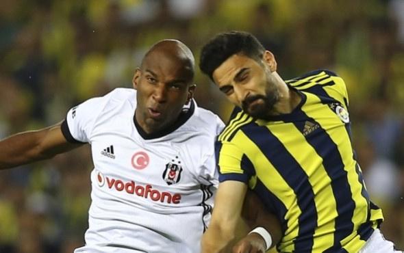 Beşiktaş 15 maçtır Kadıköy'de kazanamıyor