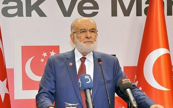 Karamollaoğlu'ndan Kürdistan referandumu açıklaması