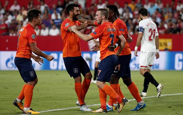 Başakşehir'in maçına Sloven hakem verildi