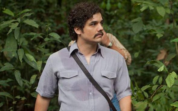 Netflix'in 'Narcos' dizisine Escobar'ın ailesinden rekor tazminatlı dava