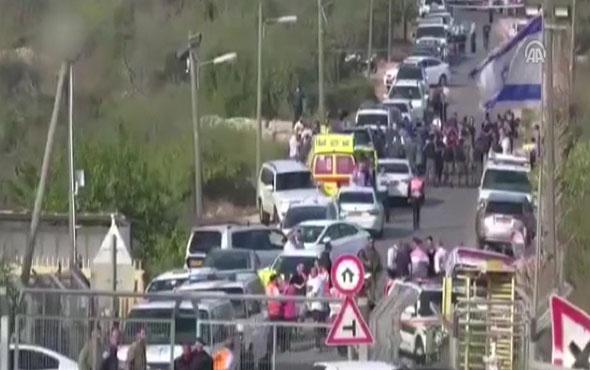 Batı Şeria'da silahlı saldırı: 4 ölü