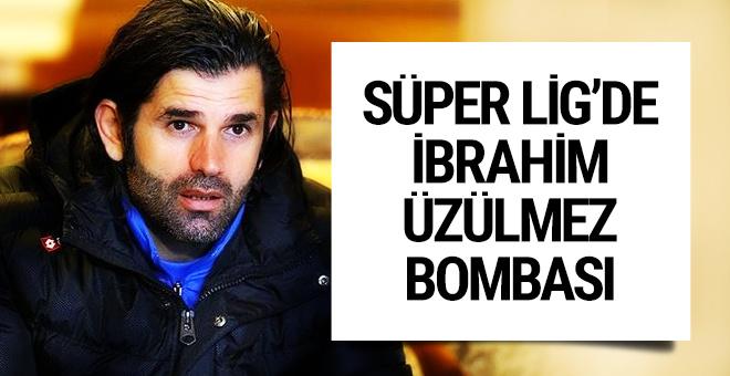 İbrahim Üzülmez bombası! Yeni takımı...