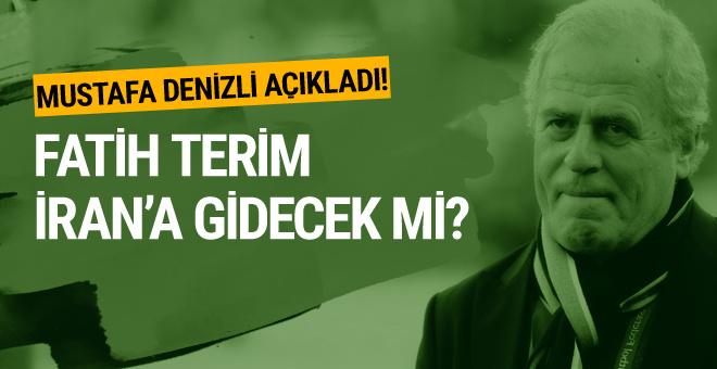Mustafa Denizli'den Fatih Terim itirafı