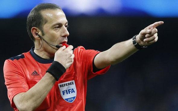 FIFA'dan 3 hakemimize görev