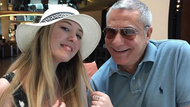 Mehmet Ali Erbil'in kızı Yasmin, muradına erdi