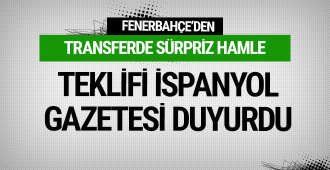Fenerbahçe'den Vietto hamlesi