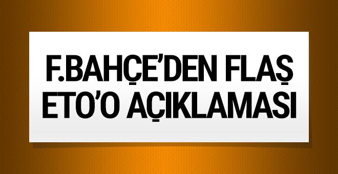 Fenerbahçe Eto'o transferini yalanladı