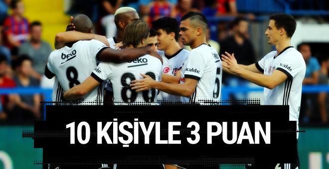 Karabükspor-Beşiktaş maçı golleri ve geniş özeti