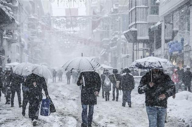 Hava durumu 11 Ocak raporu il il tahminler