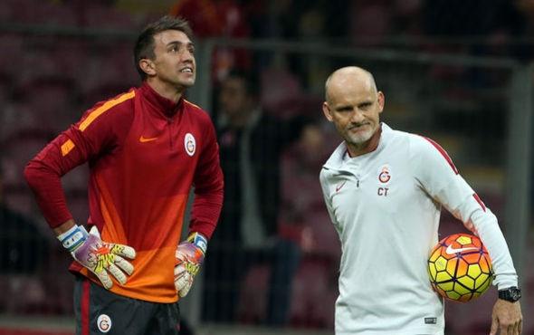 Muslera Galatasaray'a antrenör olmak istiyor