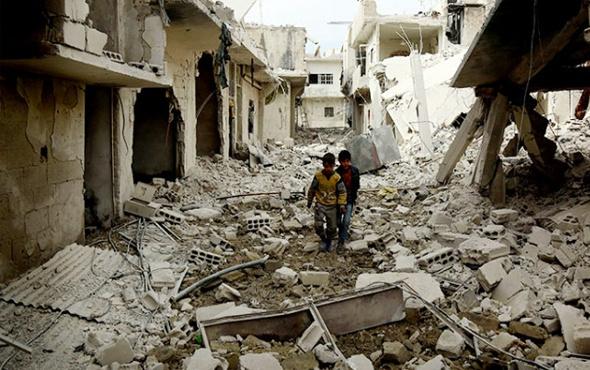 Suriye tarihi eserlerin en üst düzeyde korunduğunu açıkladı