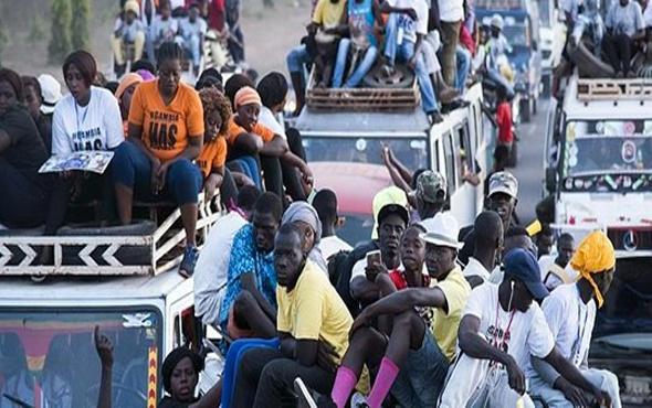 Gambiya'da 21 bin kişi AIDS hastası sadece 7 bini tedavi görüyor