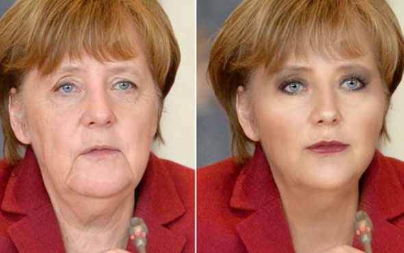 Merkel'in son halini görenler şok oldu! Partner arıyor...