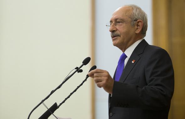 Kılıçdaroğlu konuşuyor canlı yayın