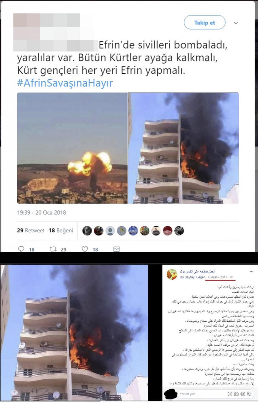 Sosyal medyada 'kara propaganda'