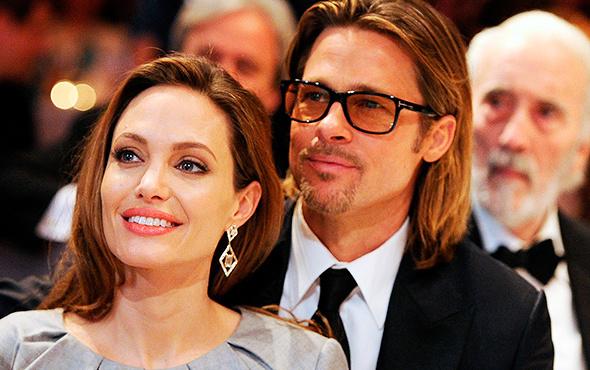 Angelina Jolie'den ayrılık açıklaması
