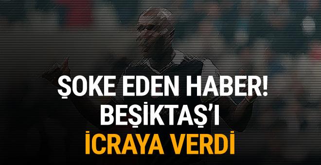 Aboubakar'dan Beşiktaş'a şok! Mahkemeye taşıdı...