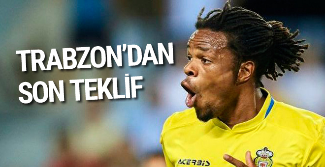 Trabzonspor'dan Remy'e son teklif