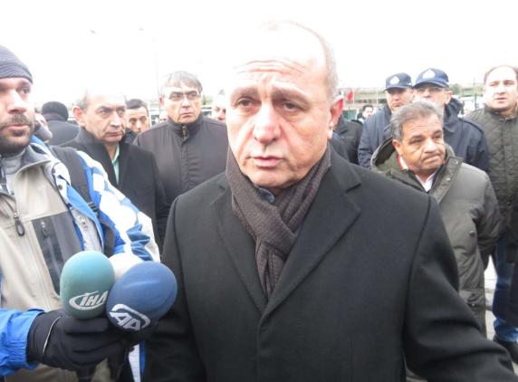 İBB Kadıköy otoparkına TOMA'larla el koydu! Görülmedik iş