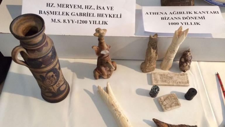 PYD'nin hazineleri ele geçirildi! Afrin'den çalınmış...