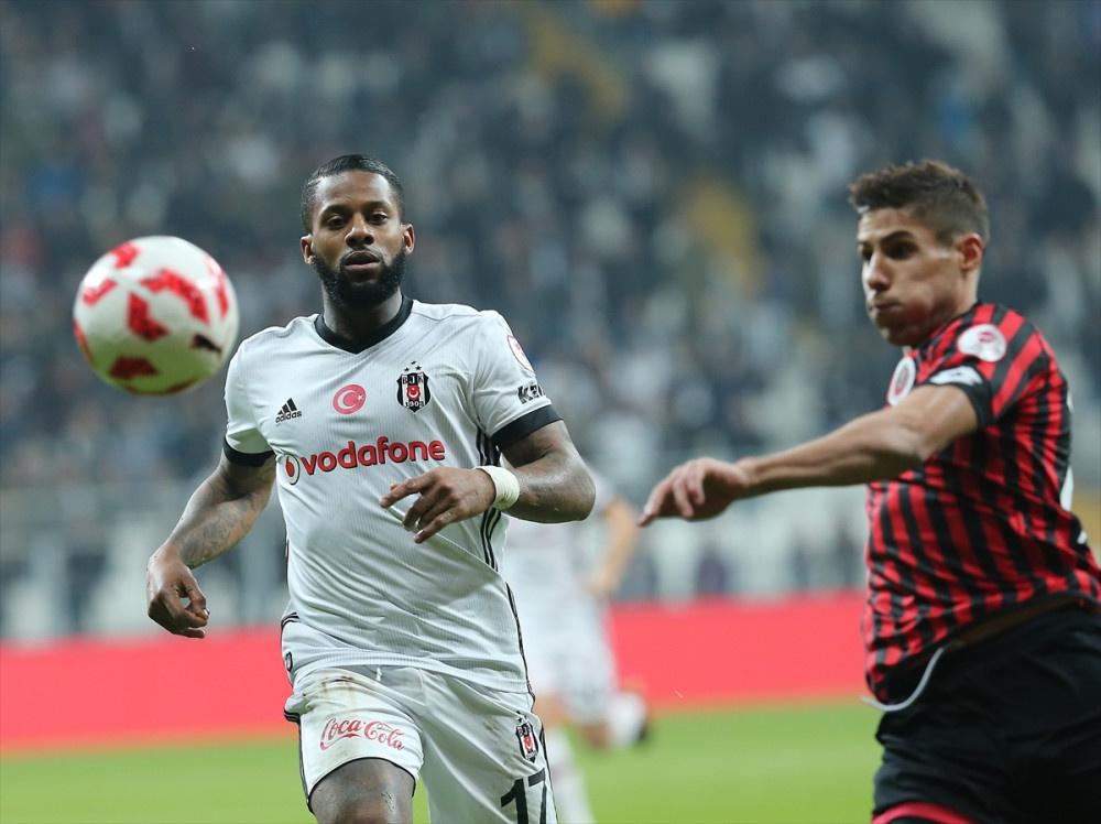 Beşiktaş - Gençlerbirliği maçı fotoğrafları