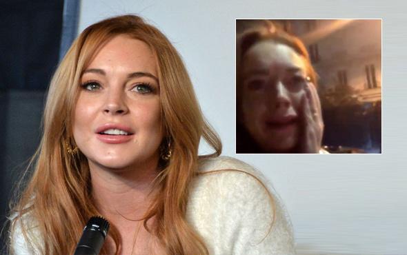 Lindsay Lohan'a mülteci aileden yumruklu saldırı!