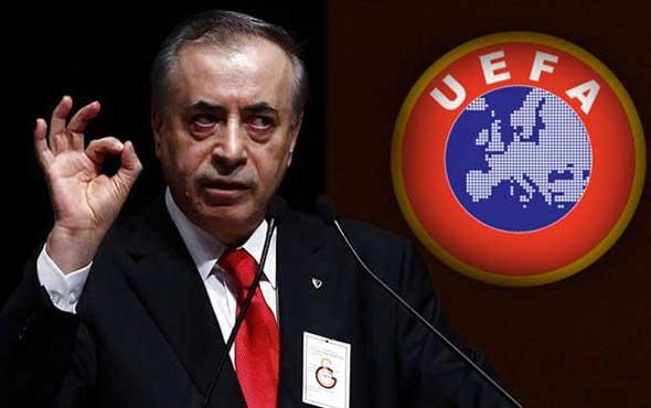 UEFA dosyayı yeniden inceleyecek! GS Başkanı İsviçre'ye gidiyor